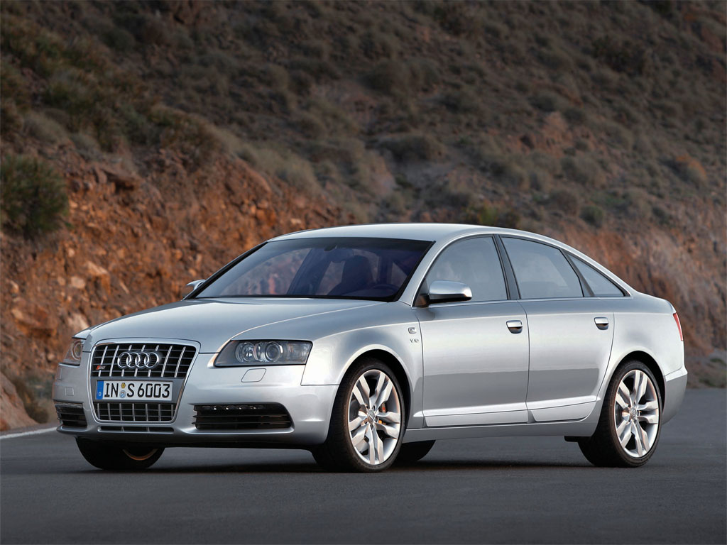 audi s6 pictures #6
