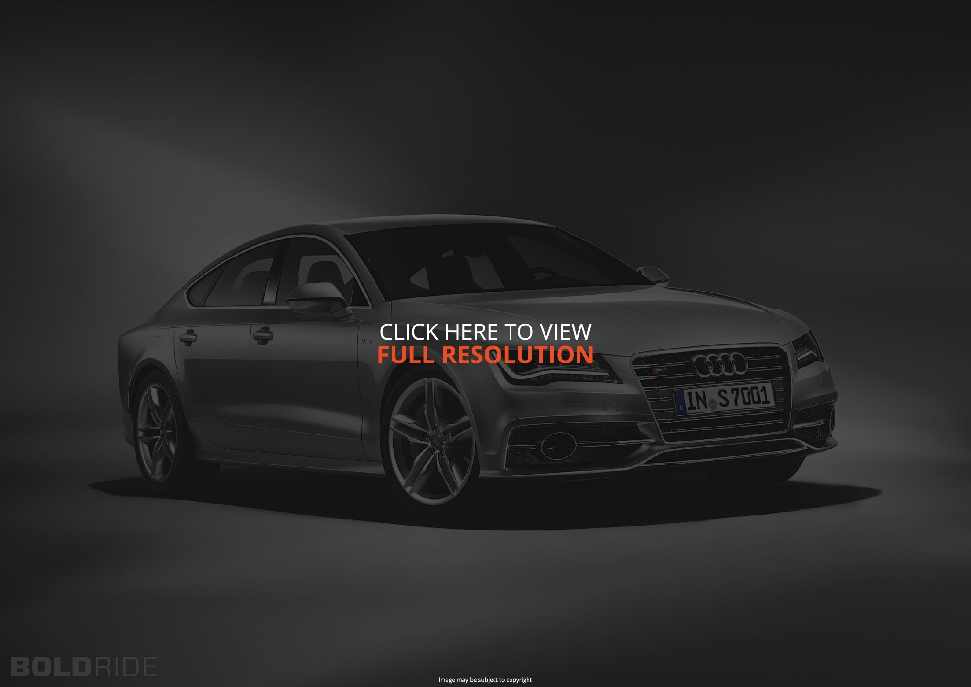 audi s7 pictures