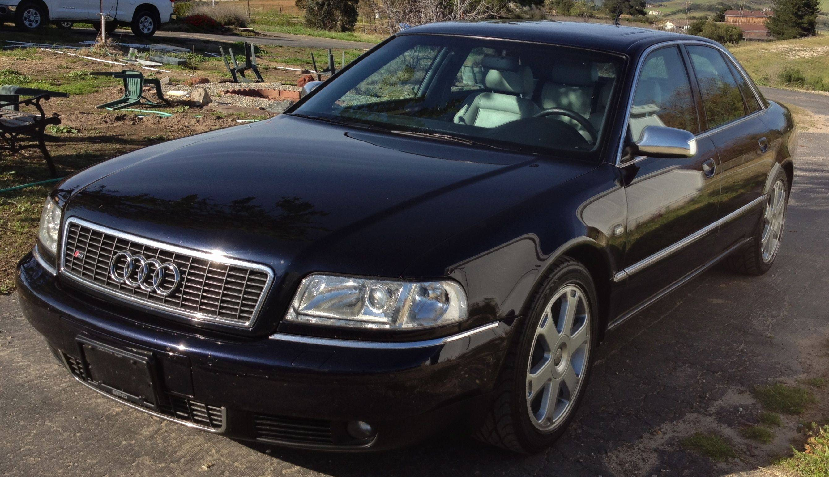 1997 Audi S8 (d2) - pictures, information and specs - Auto ...