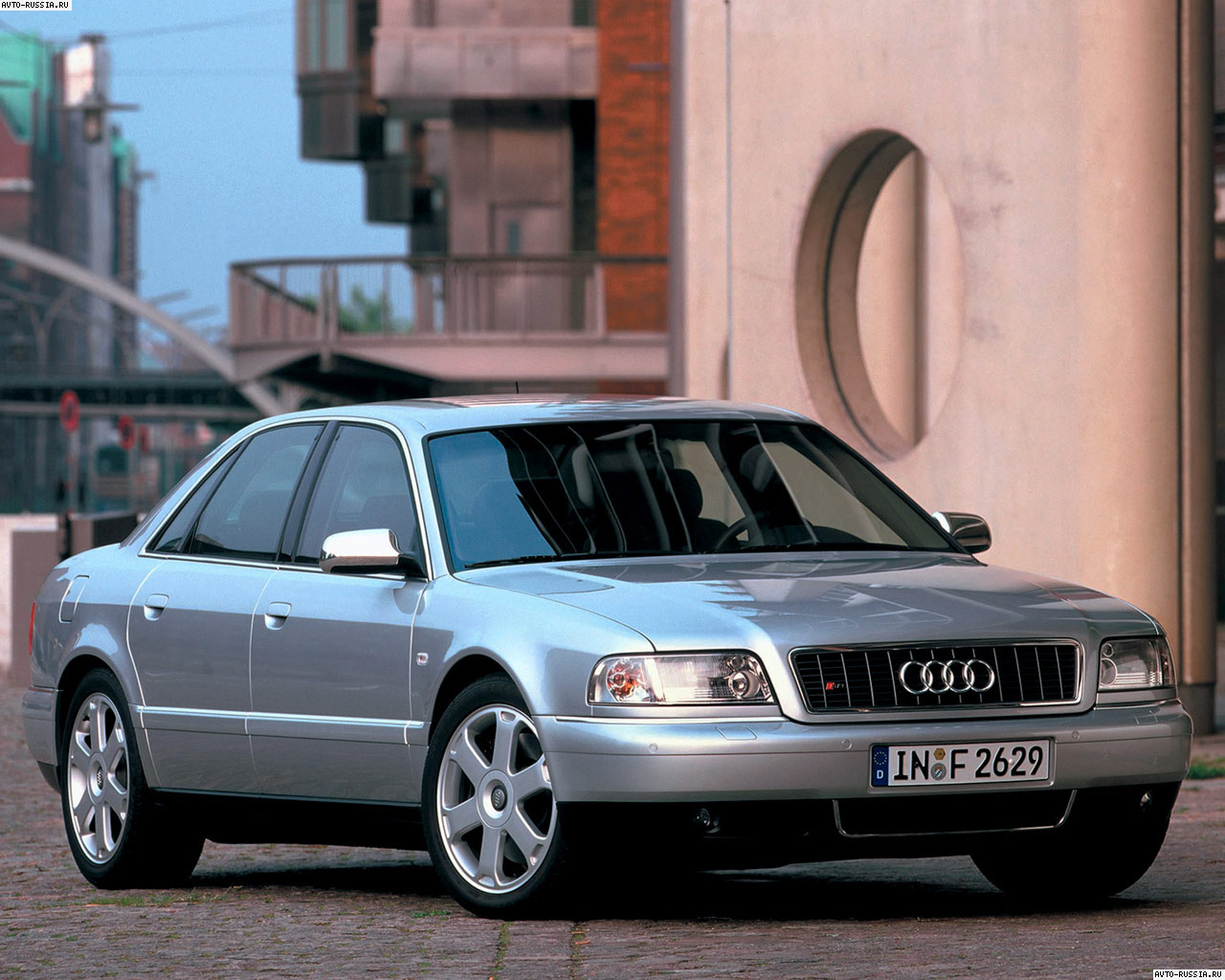 2001 Audi S8 (d2) - pictures, information and specs - Auto ...