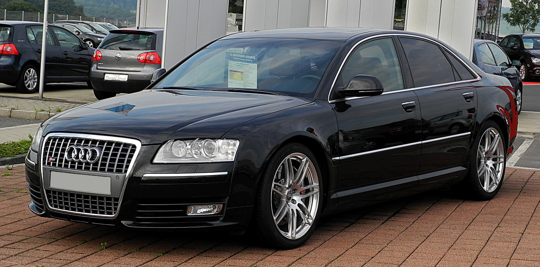 2016 audi s8 d3 pictures information and specs auto. Black Bedroom Furniture Sets. Home Design Ideas