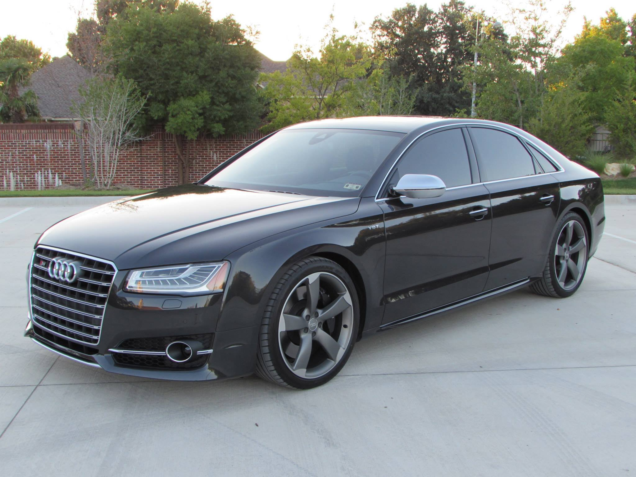 audi s8 pictures #1