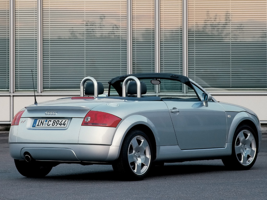 2001 Audi Tt roadster (8n) – pictures, information and specs - Auto