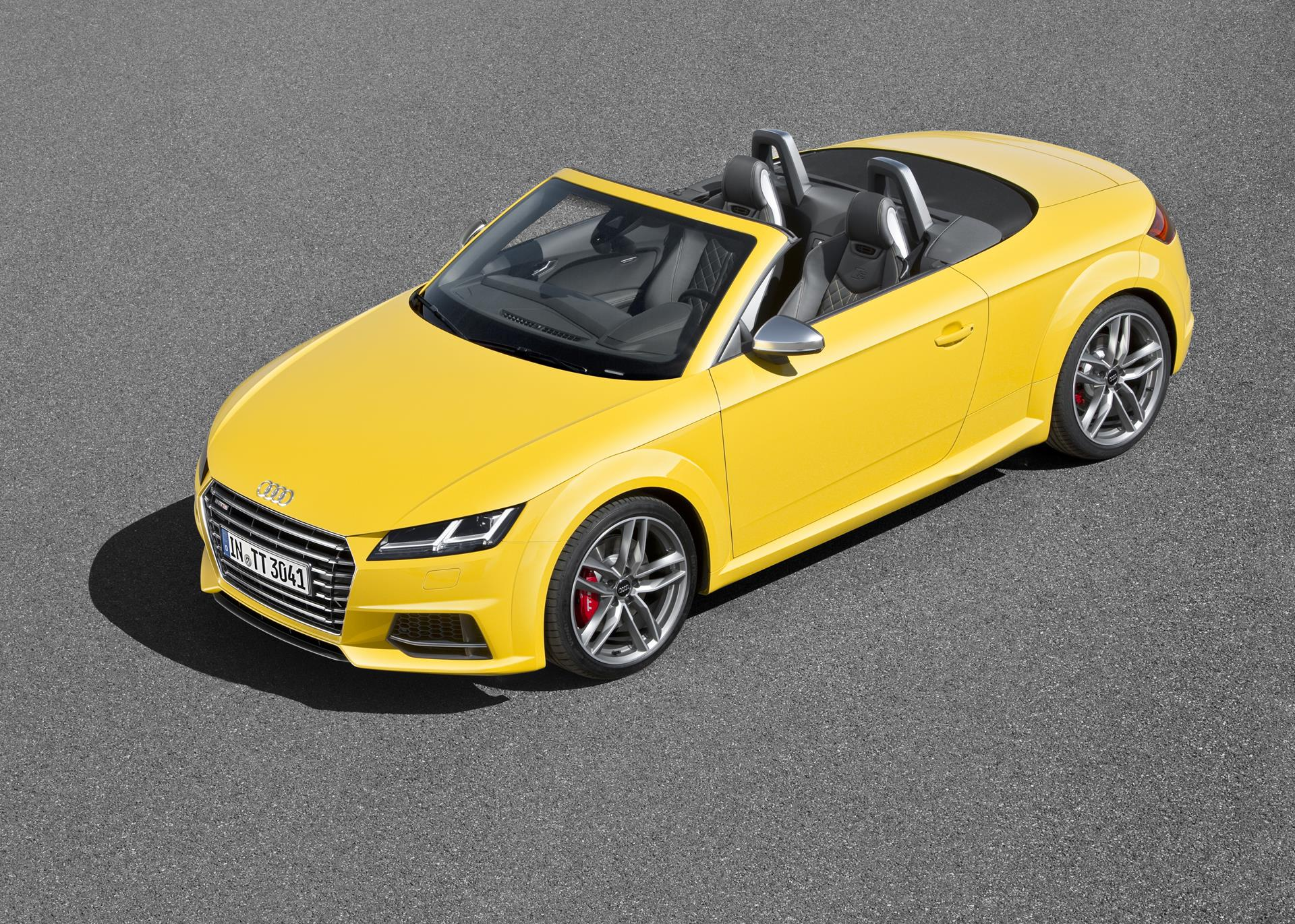 audi tt roadster (pq35,36) 2010 wallpaper #10