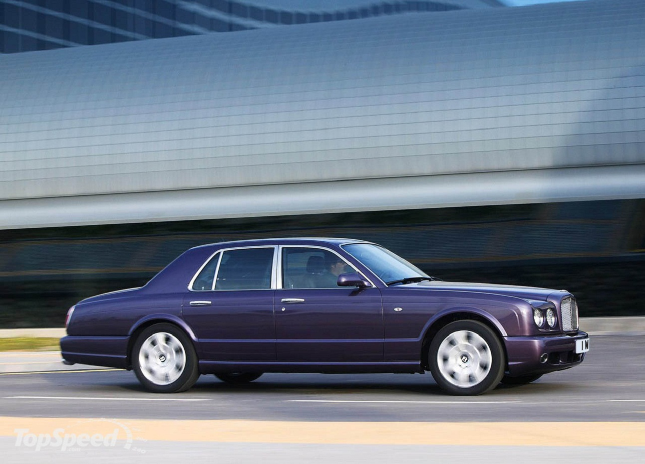 bentley arnage i 2002 #15