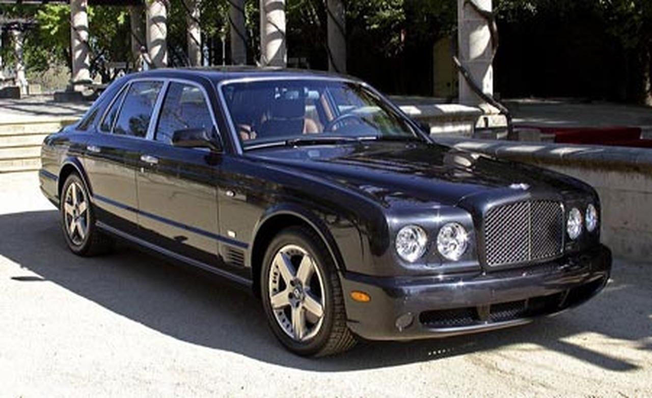 bentley arnage i 2002 models #12