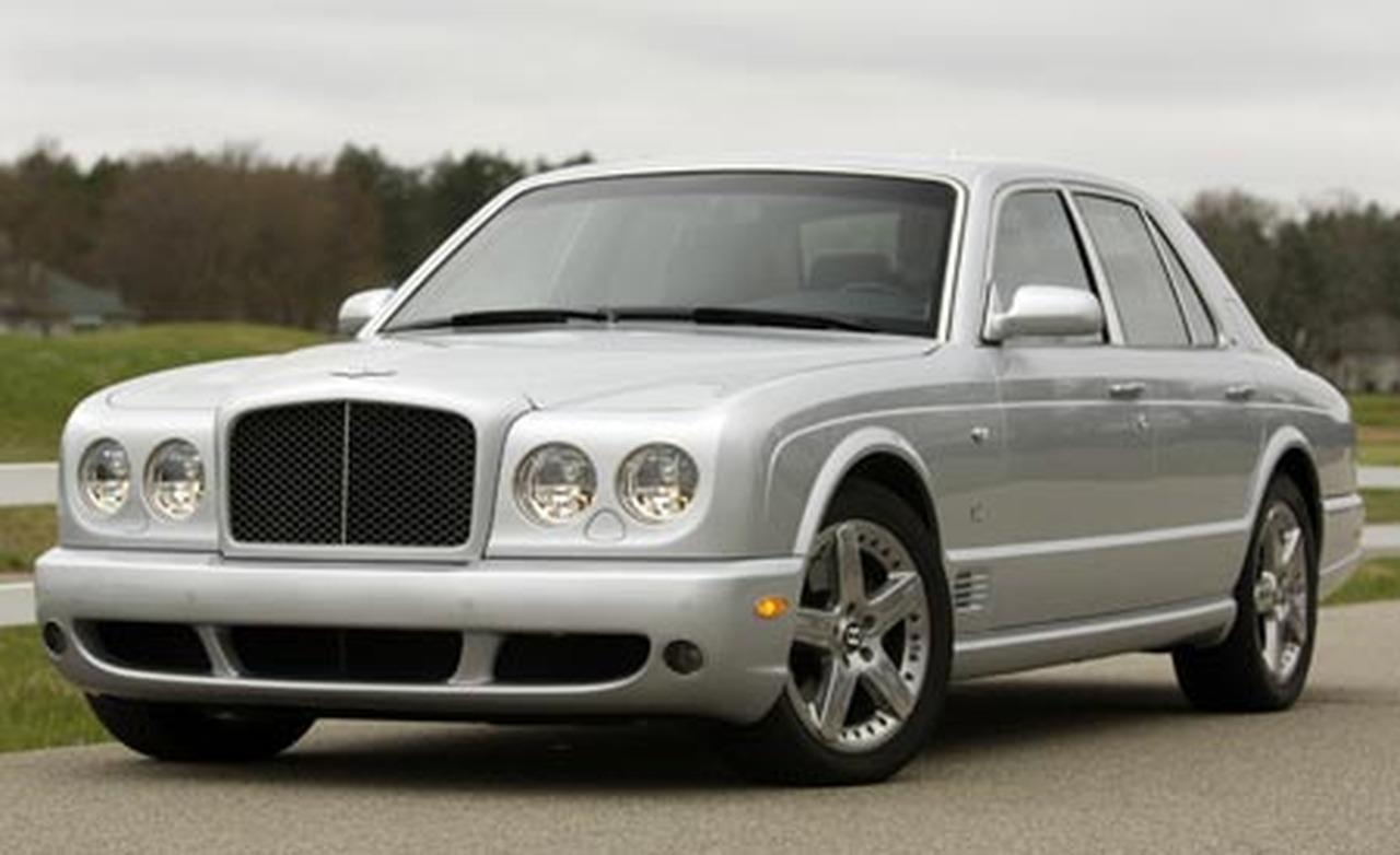 bentley arnage i 2002 pics #11