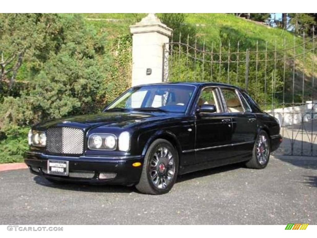 bentley arnage i 2002 pictures #8