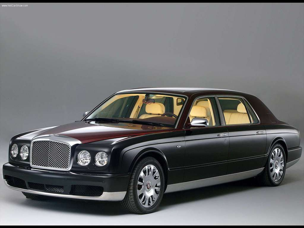 bentley arnage images