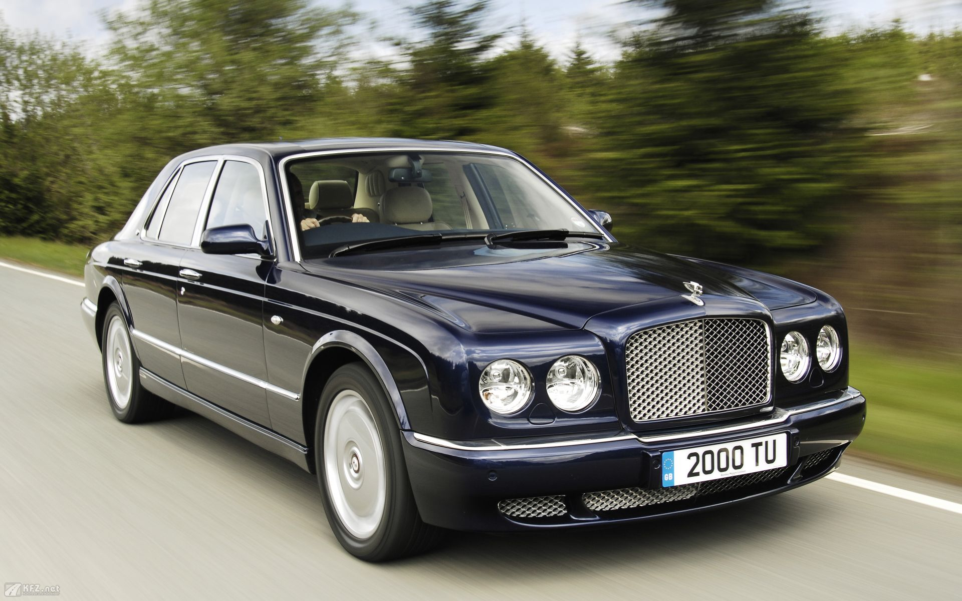 bentley arnage pics #8
