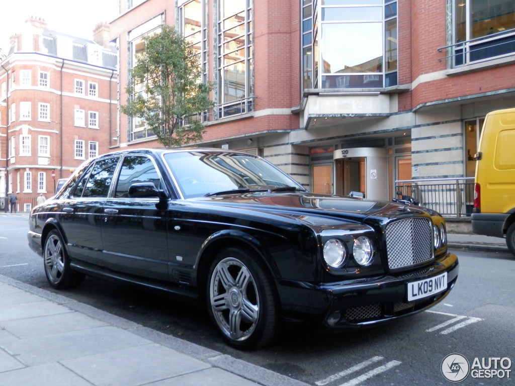 bentley arnage pictures #13