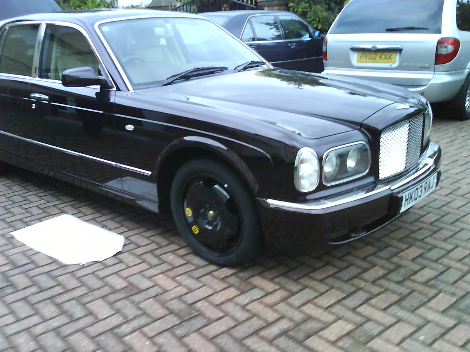 bentley arnage rl 2006 wallpaper