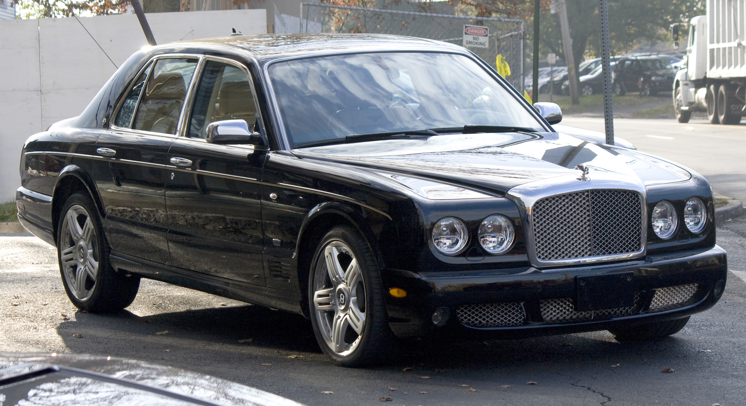 bentley arnage seriess #1