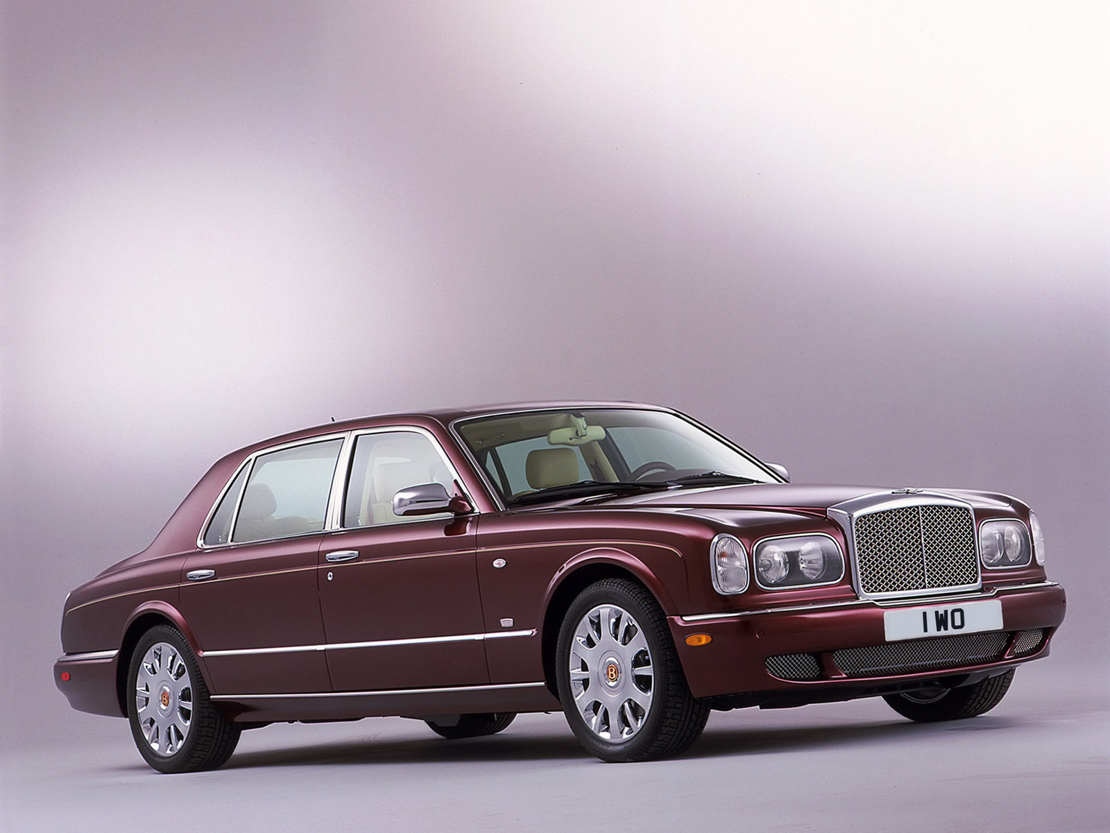 bentley arnage seriess