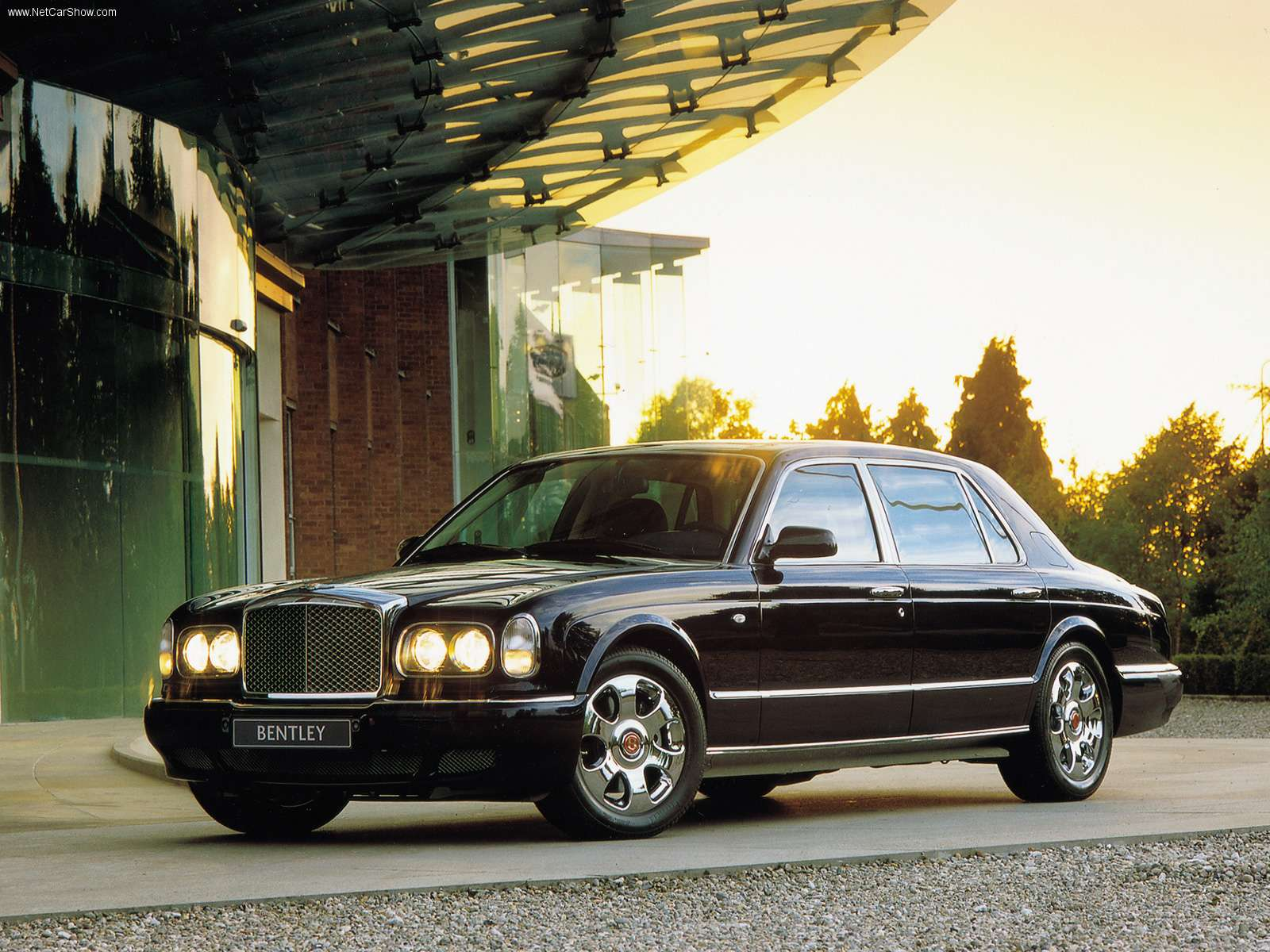 bentley arnage wallpaper #3