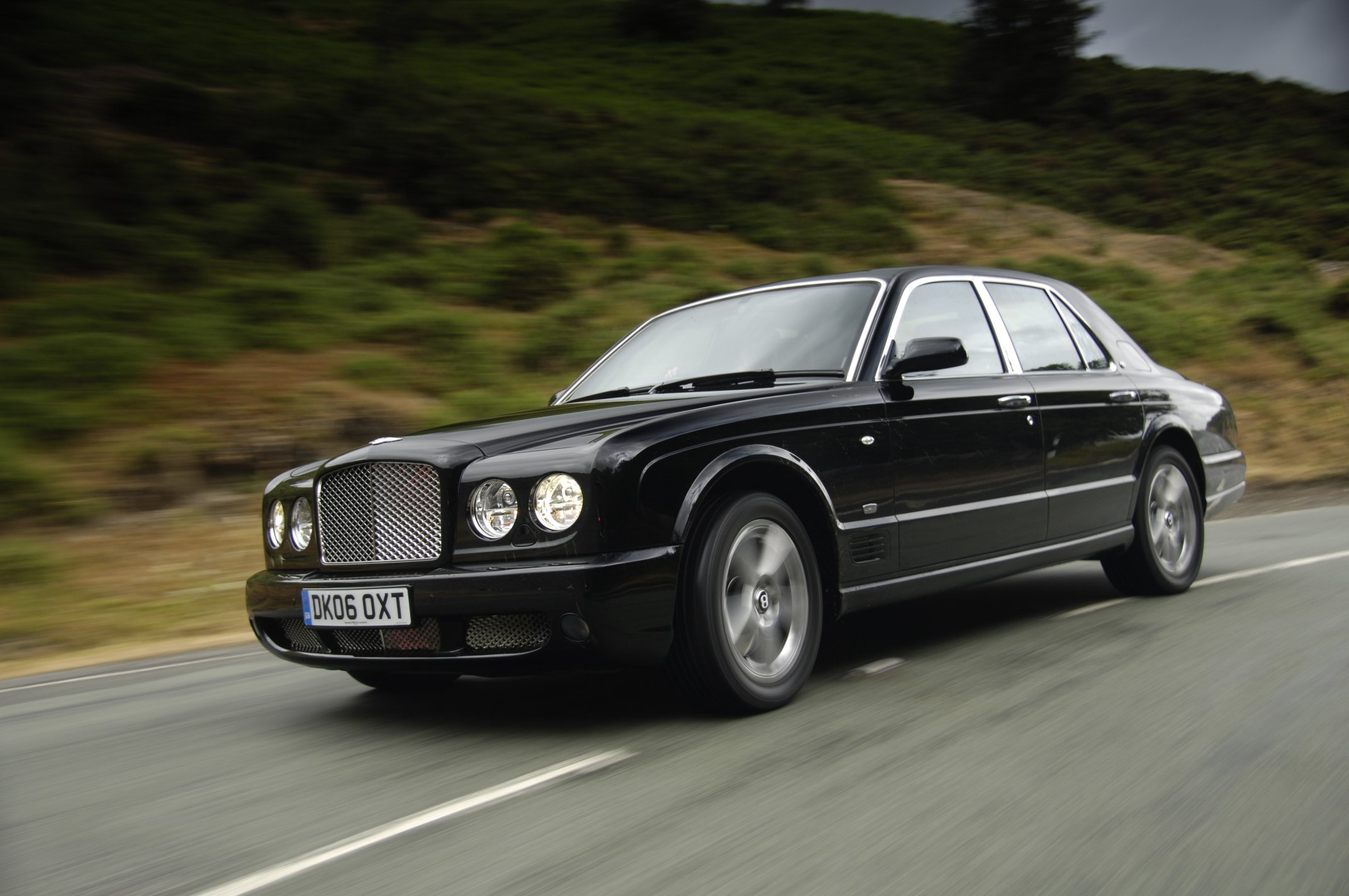 bentley arnage wallpaper #11