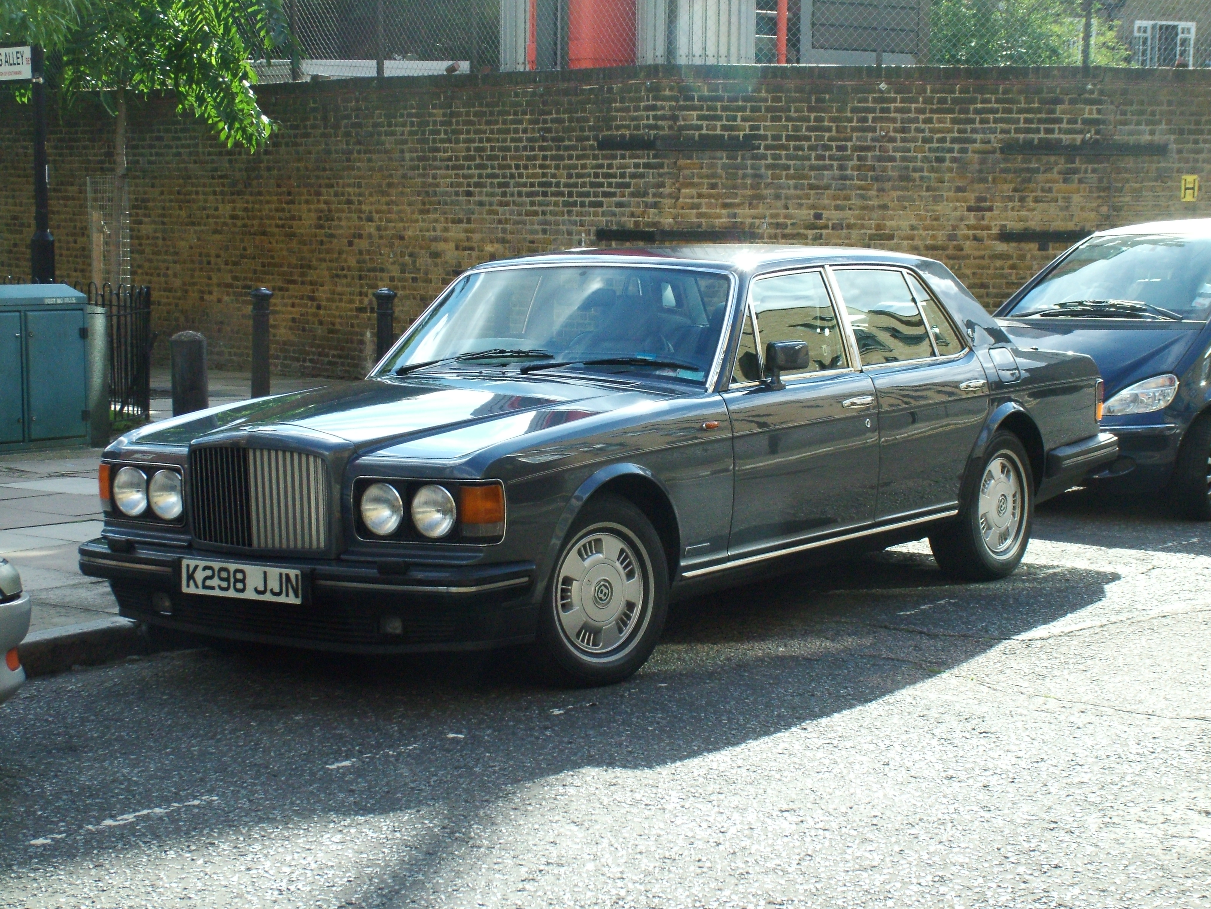 Bentley brooklands 1993 pictures 2