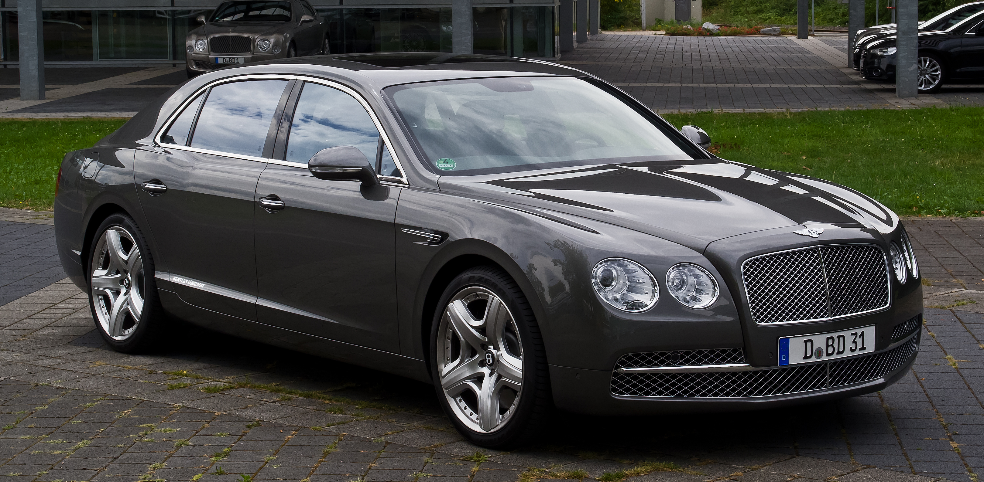 2008 bentley continental flying spur pictures information and specs auto. Black Bedroom Furniture Sets. Home Design Ideas