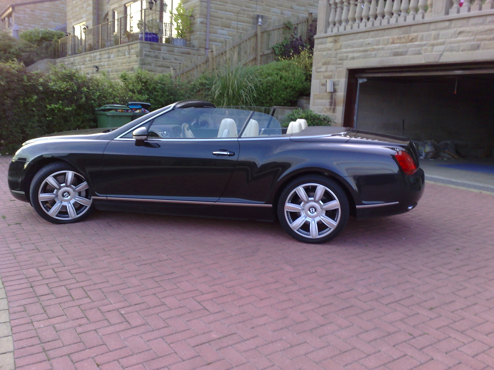 2007 bentley continental gtc pictures information and. Black Bedroom Furniture Sets. Home Design Ideas