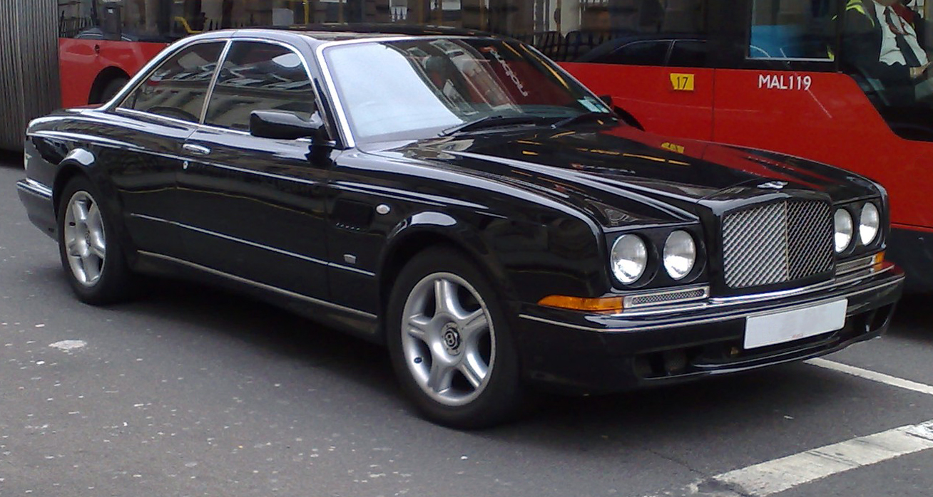 bentley continental r 1999 images