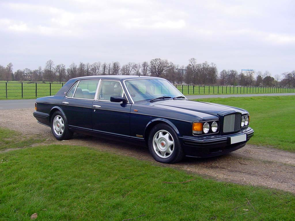 1990 Bentley Turbo r   pictures, information and specs - Auto