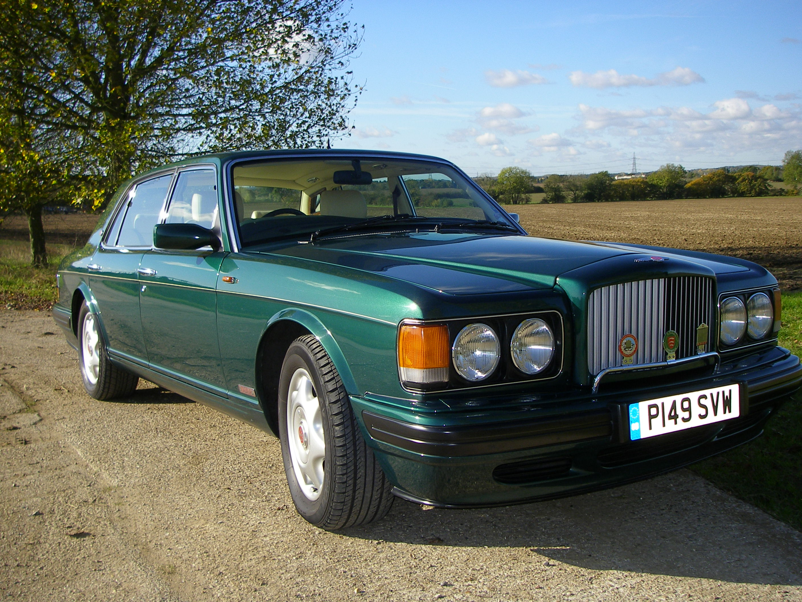 bentley turbo r #6