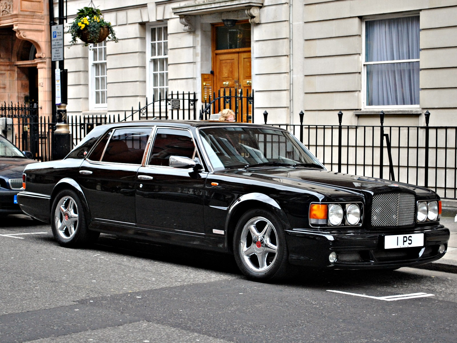 bentley turbo r images #4