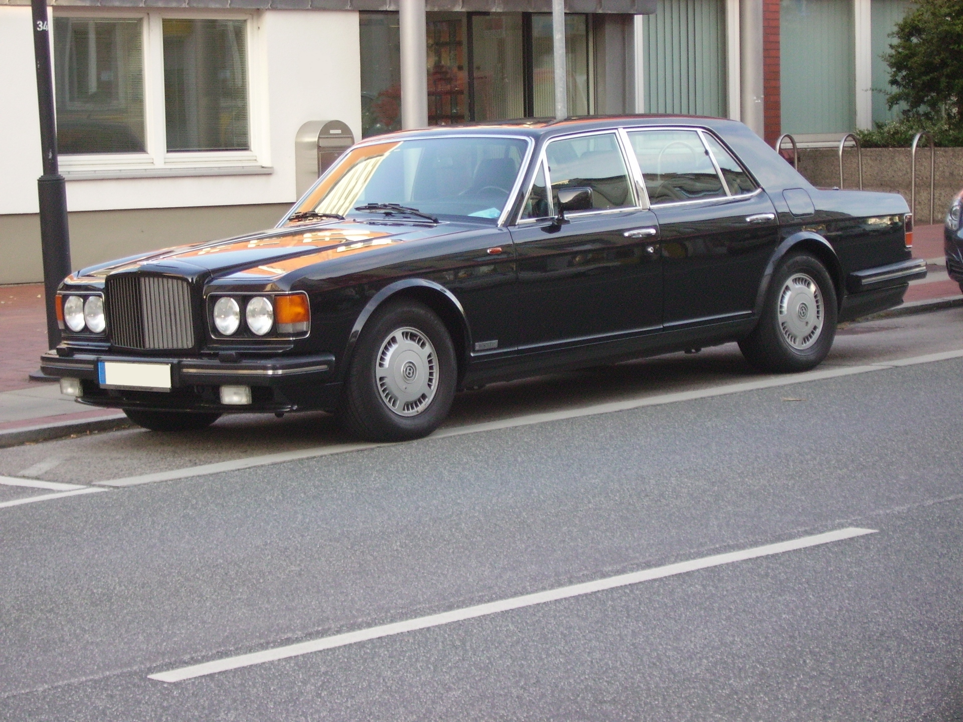 bentley turbo r pics #2