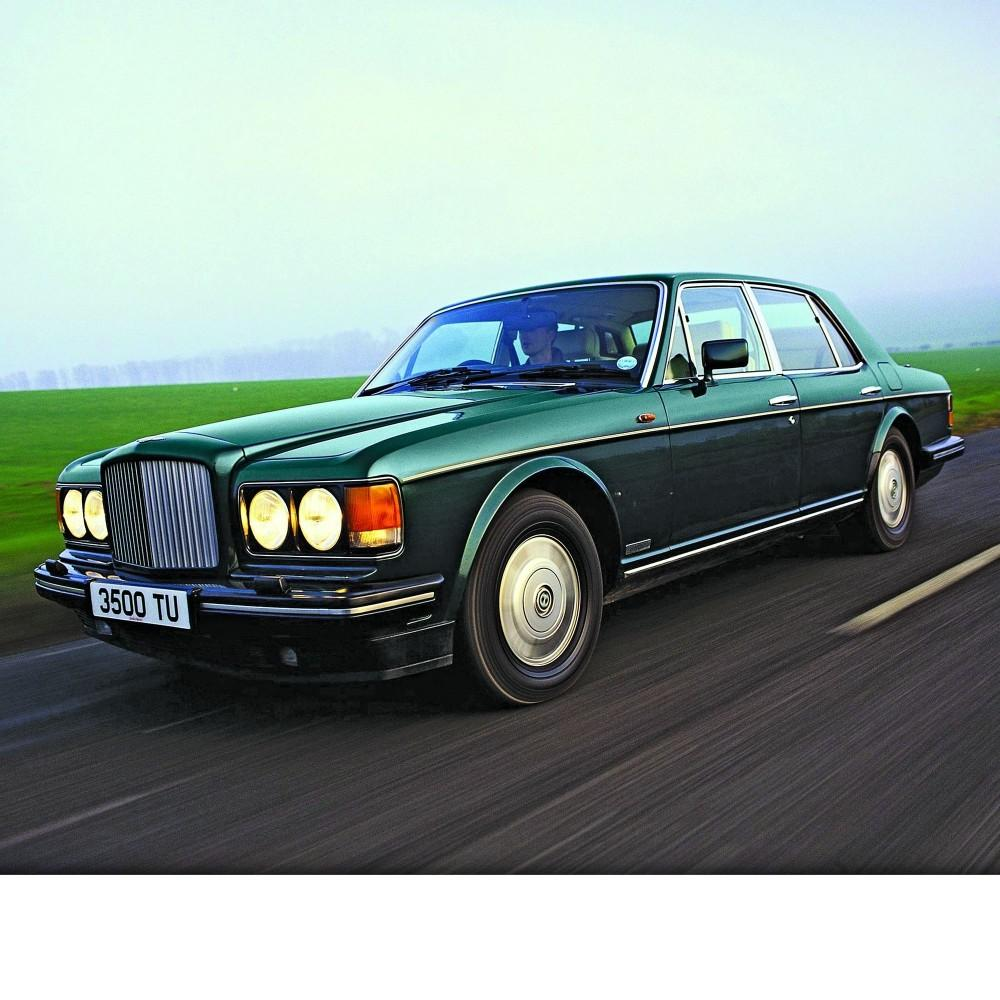 bentley turbo r pics #10
