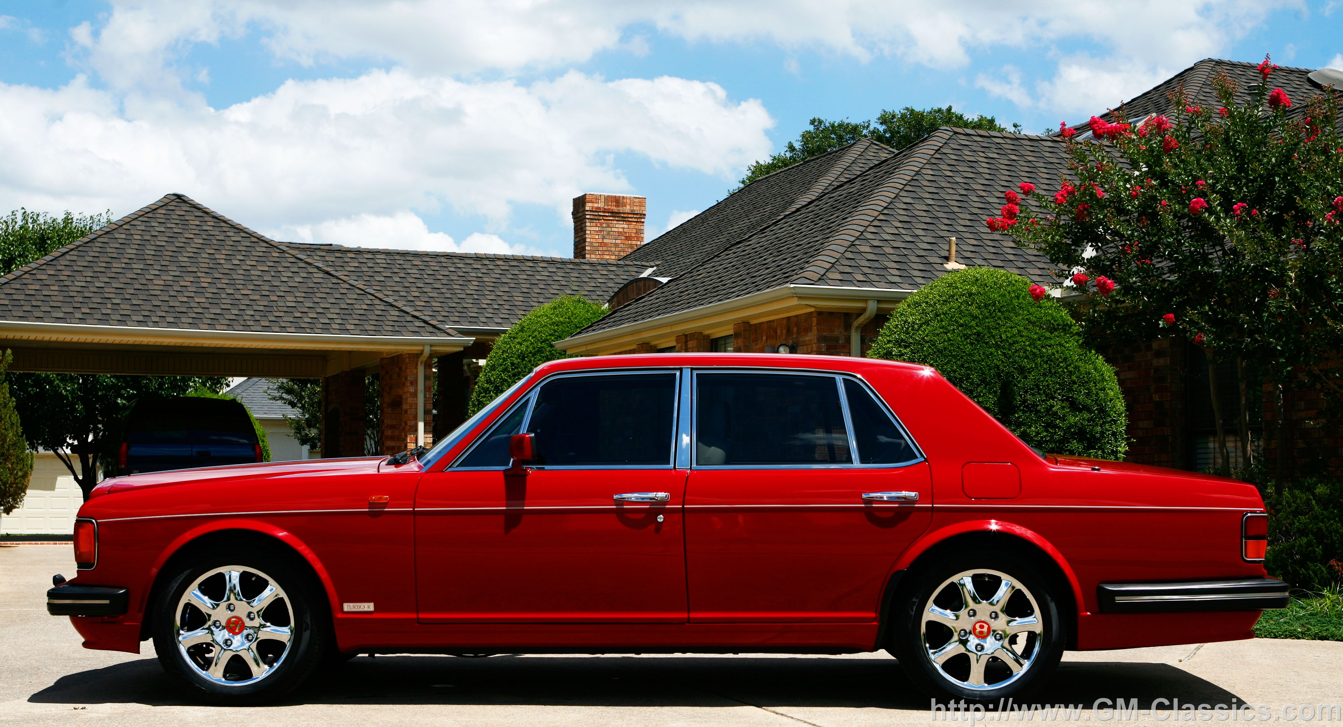 bentley turbo r pictures #7