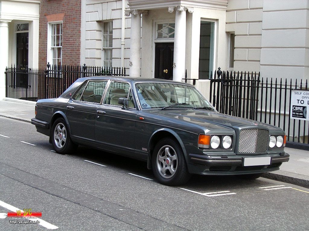 bentley turbo r pictures #15