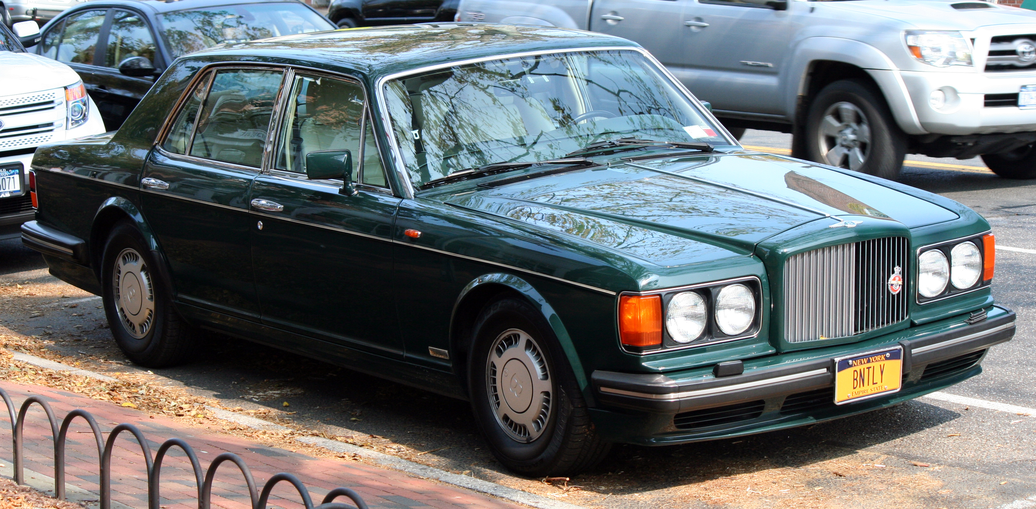 bentley turbo r seriess #3