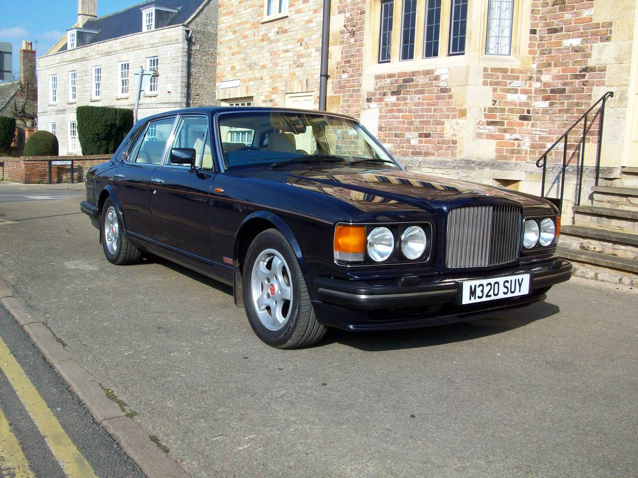 bentley turbo r seriess #11