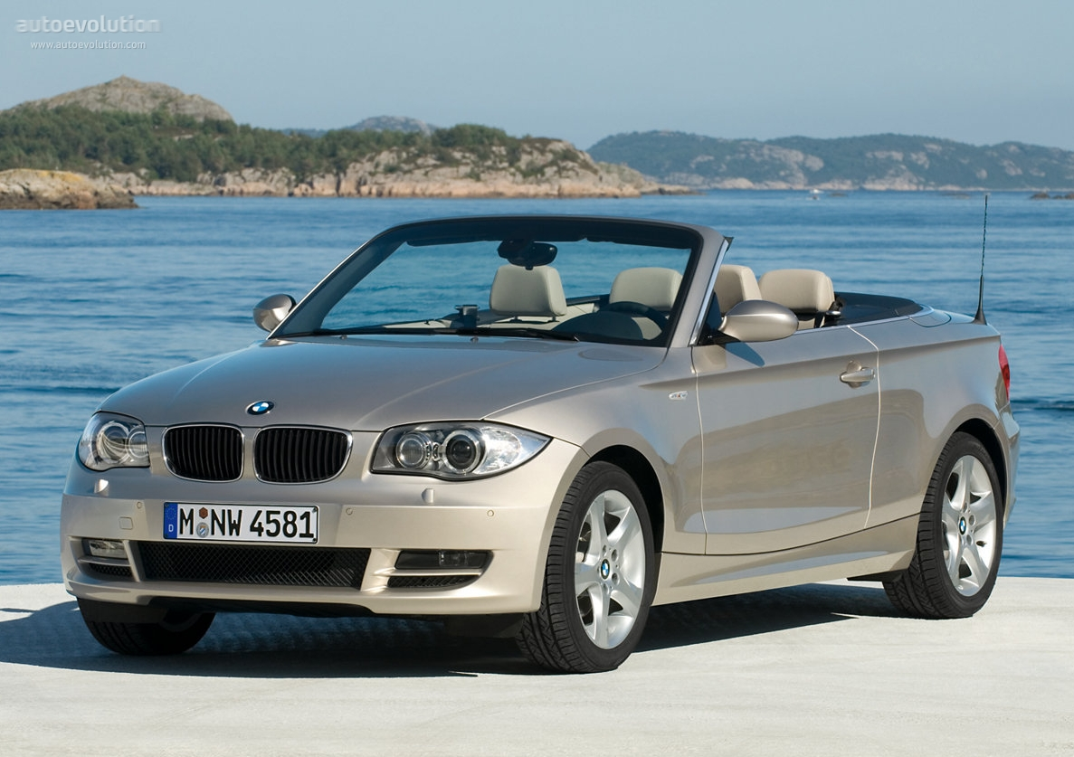 2009 Bmw 1er Cabrio E88 Pictures Information And Specs Auto 2010 Audi A8 Engine Diagram Photo Gallery