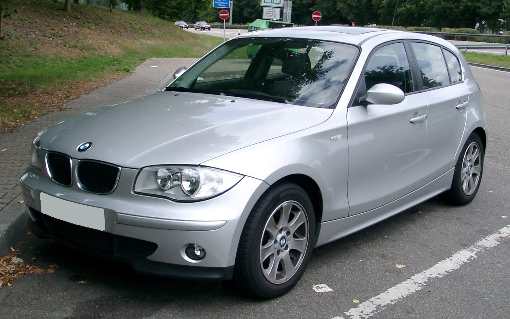 bmw 1er coupe (e82) 2010 images