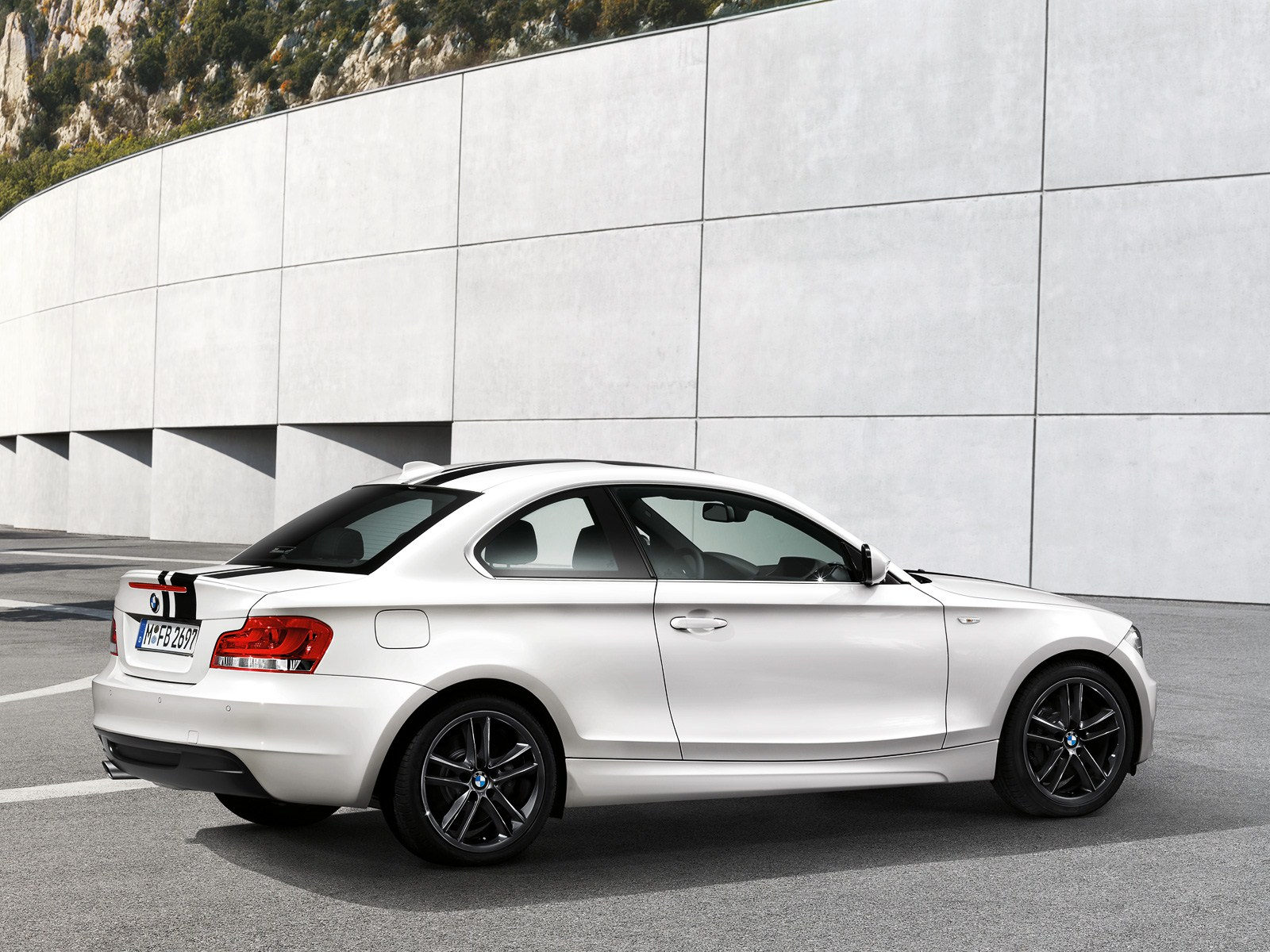bmw 1er coupe (e82) 2011 images