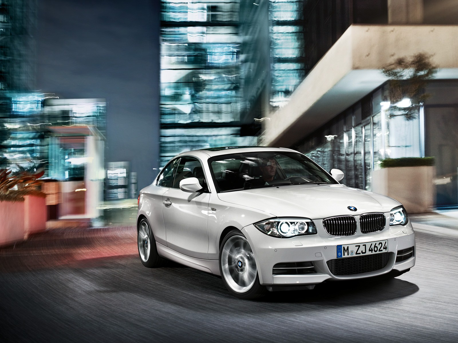 bmw 1er coupe (e82) 2011 pictures #1