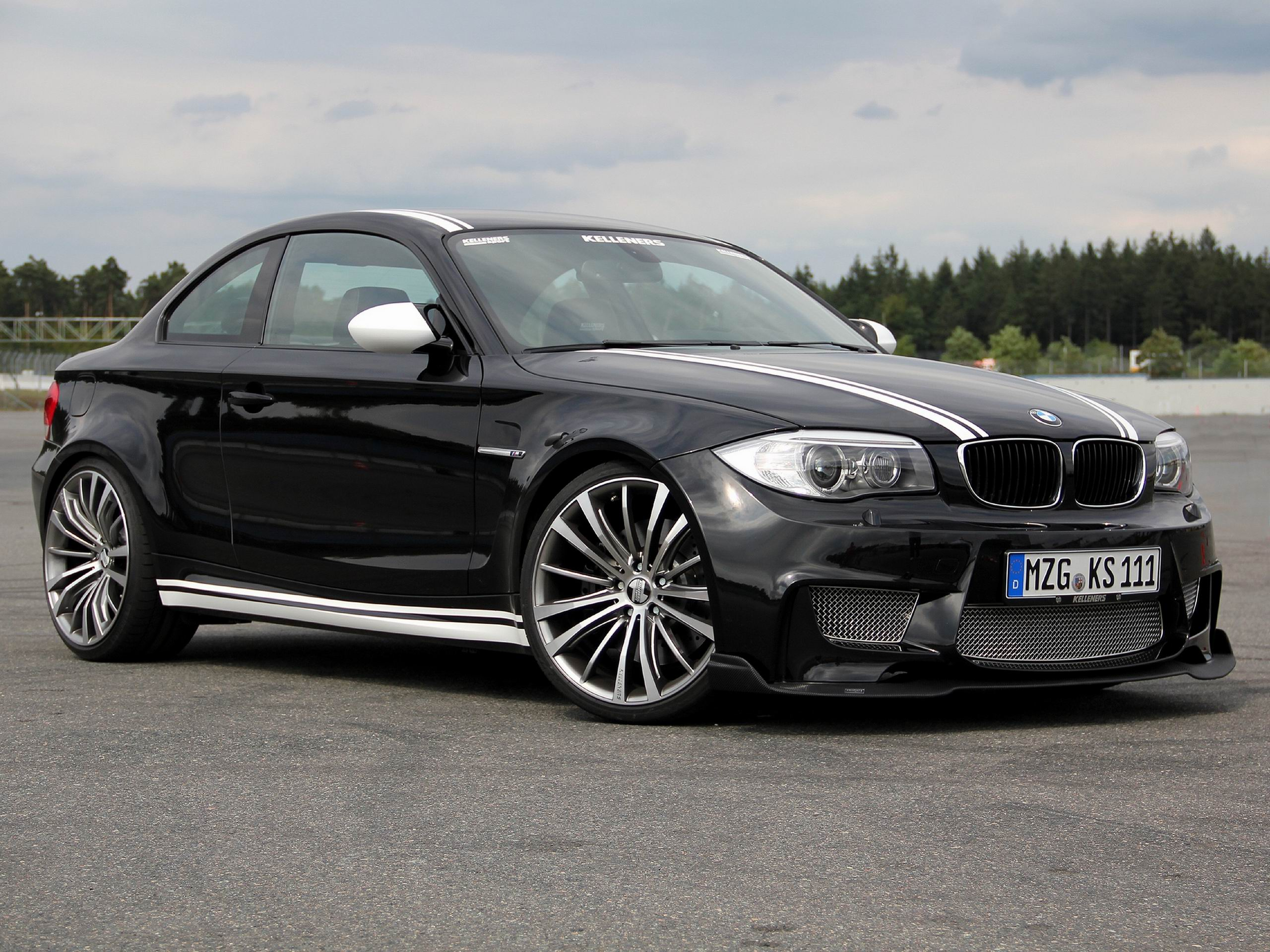 bmw 1er coupe (e82) 2011 pictures #9