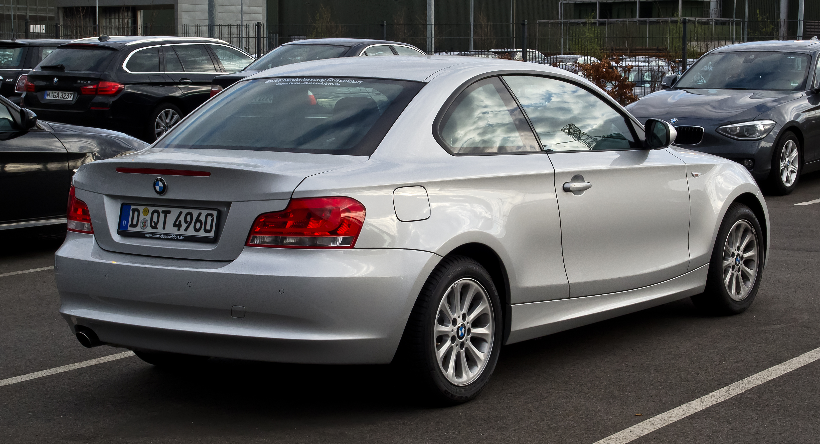 bmw 1er coupe (e82) 2012 pictures