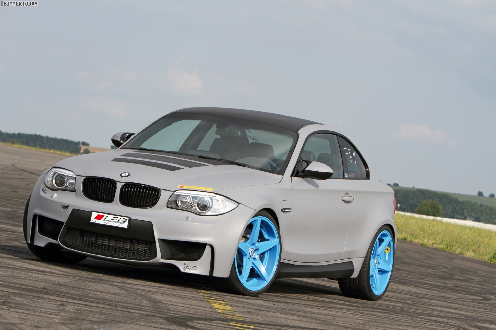 bmw 1er coupe (e82) 2015 pictures #13