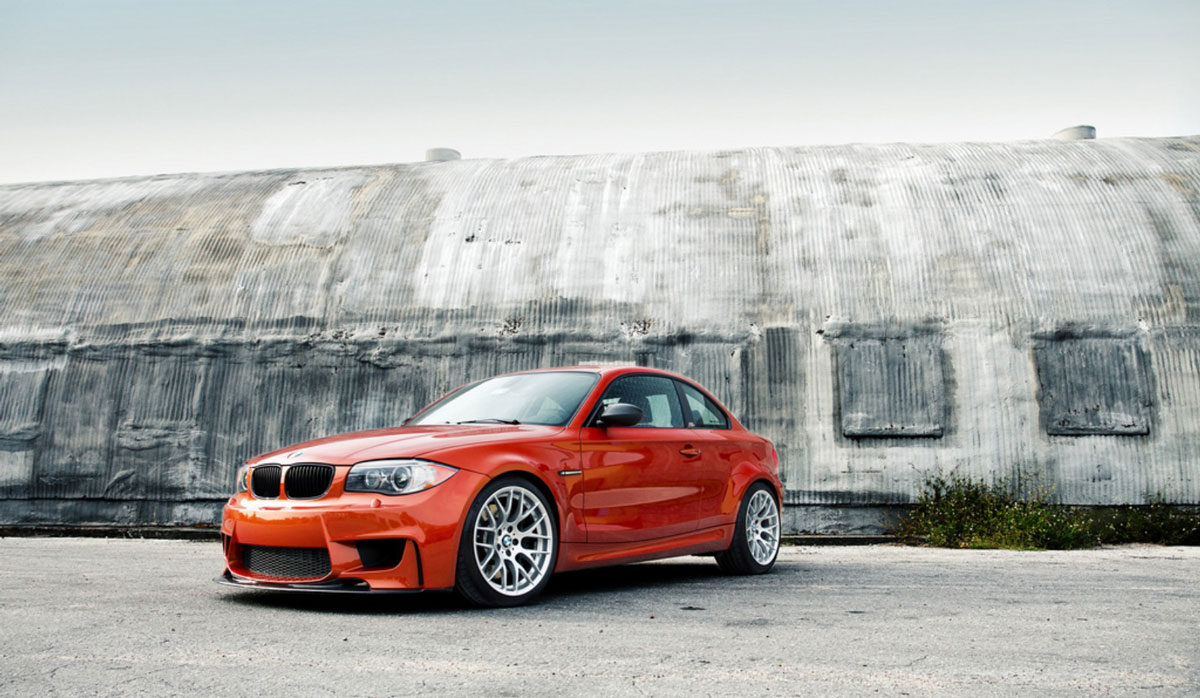 bmw 1er coupe (e82) 2015 wallpaper #3
