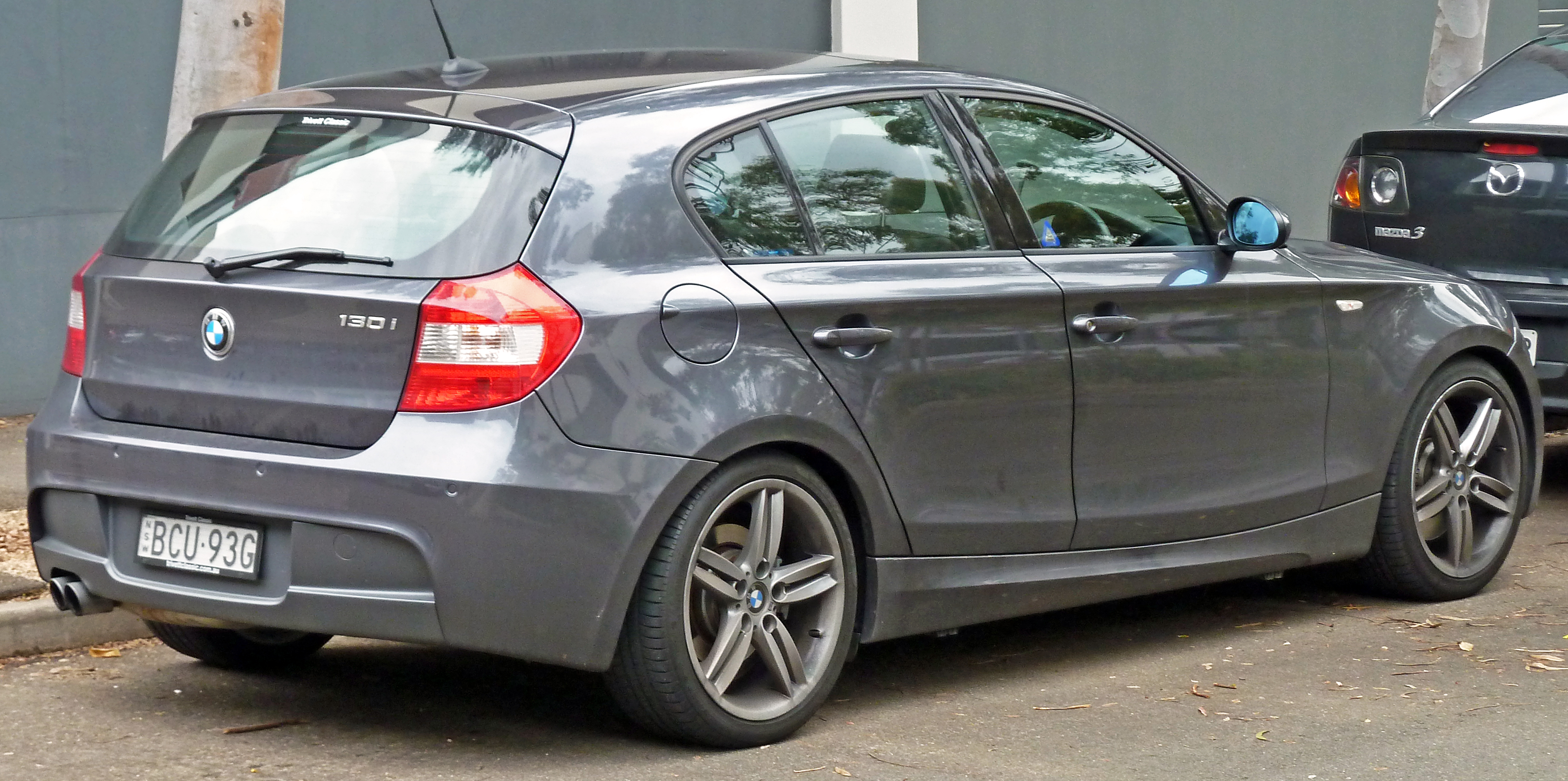 bmw 1er (e87) 2014 pictures