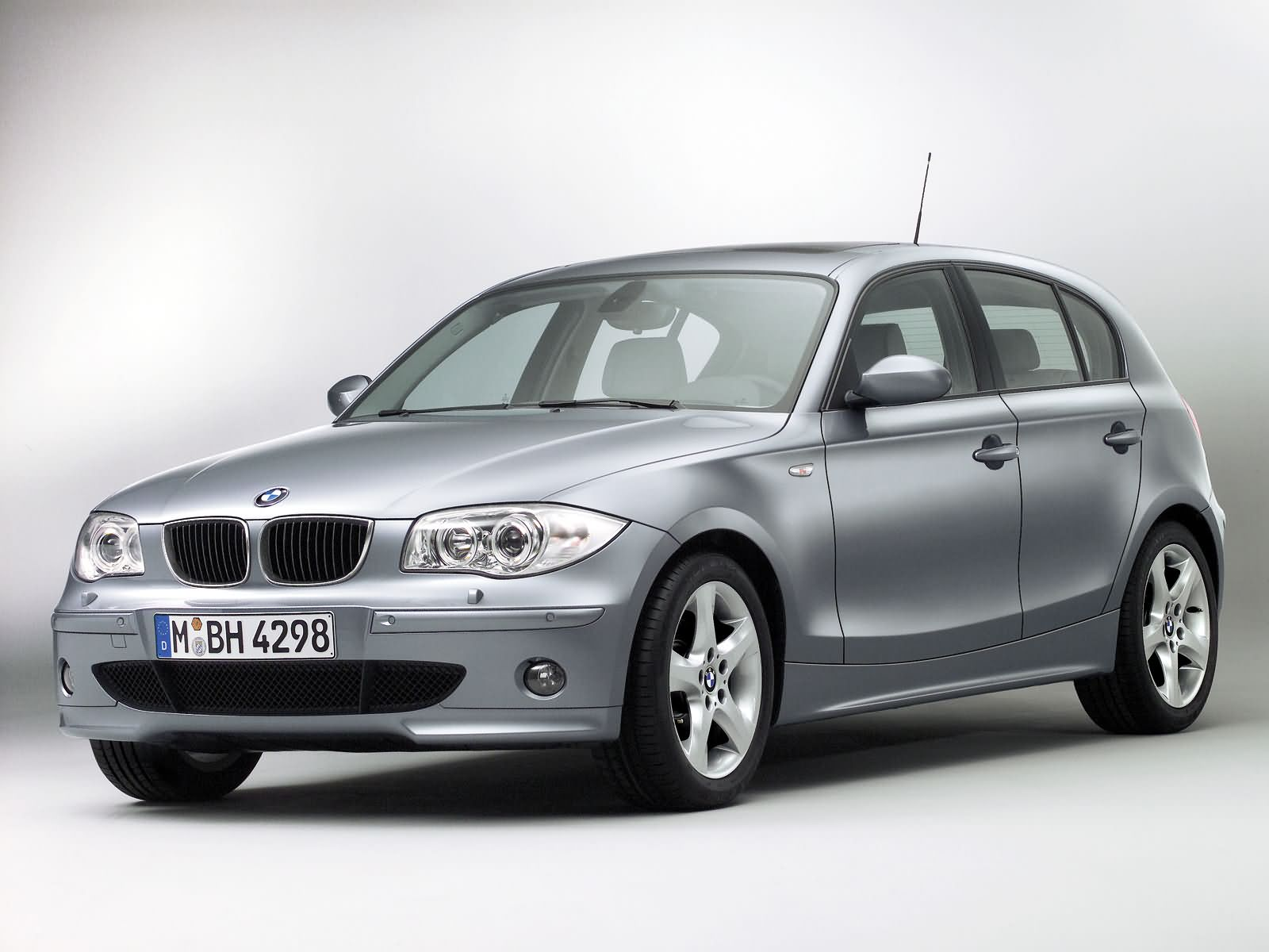 bmw 1er (e87) 2015 pictures