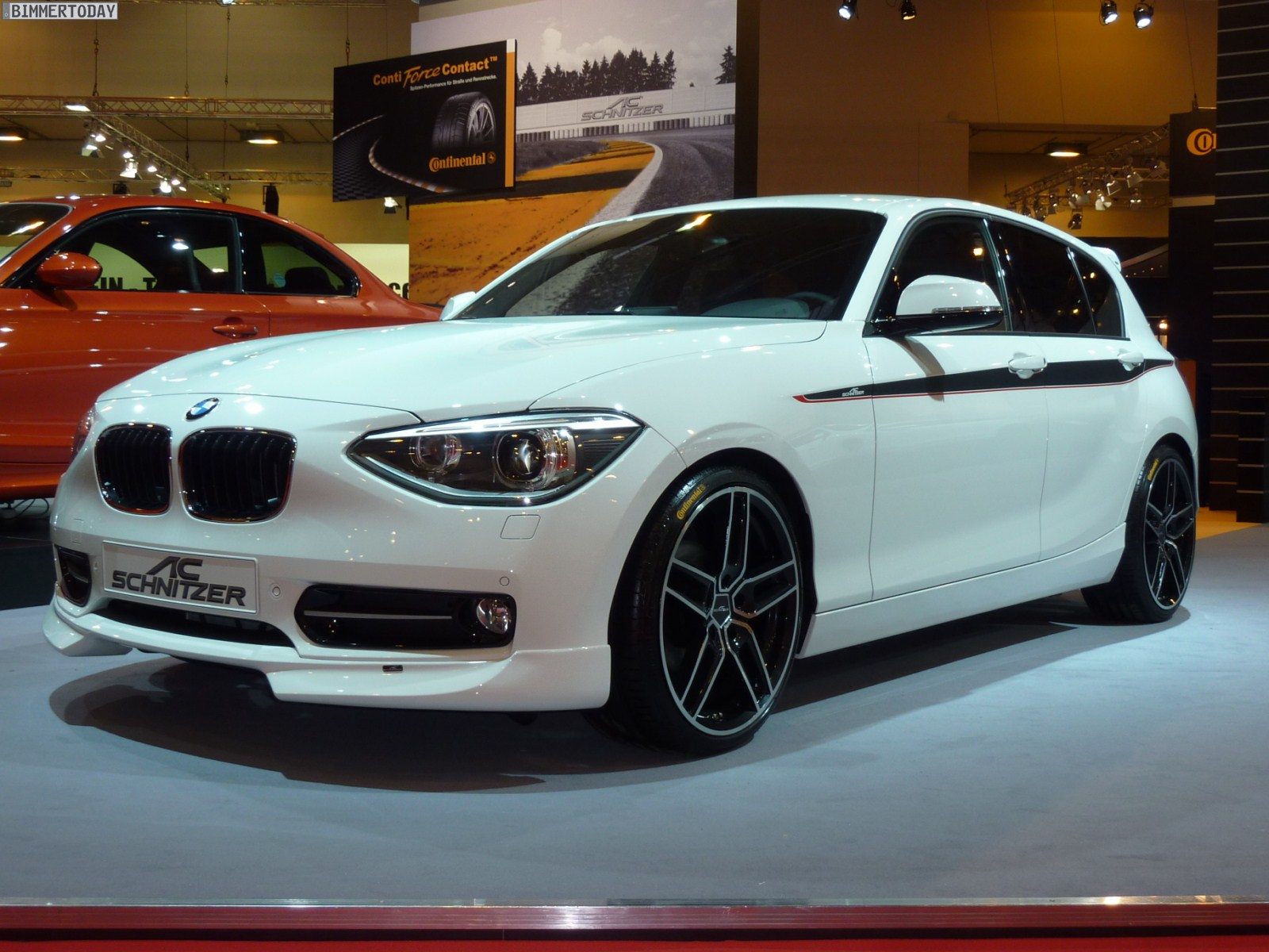 bmw 1er (f20) 2011 pictures #6