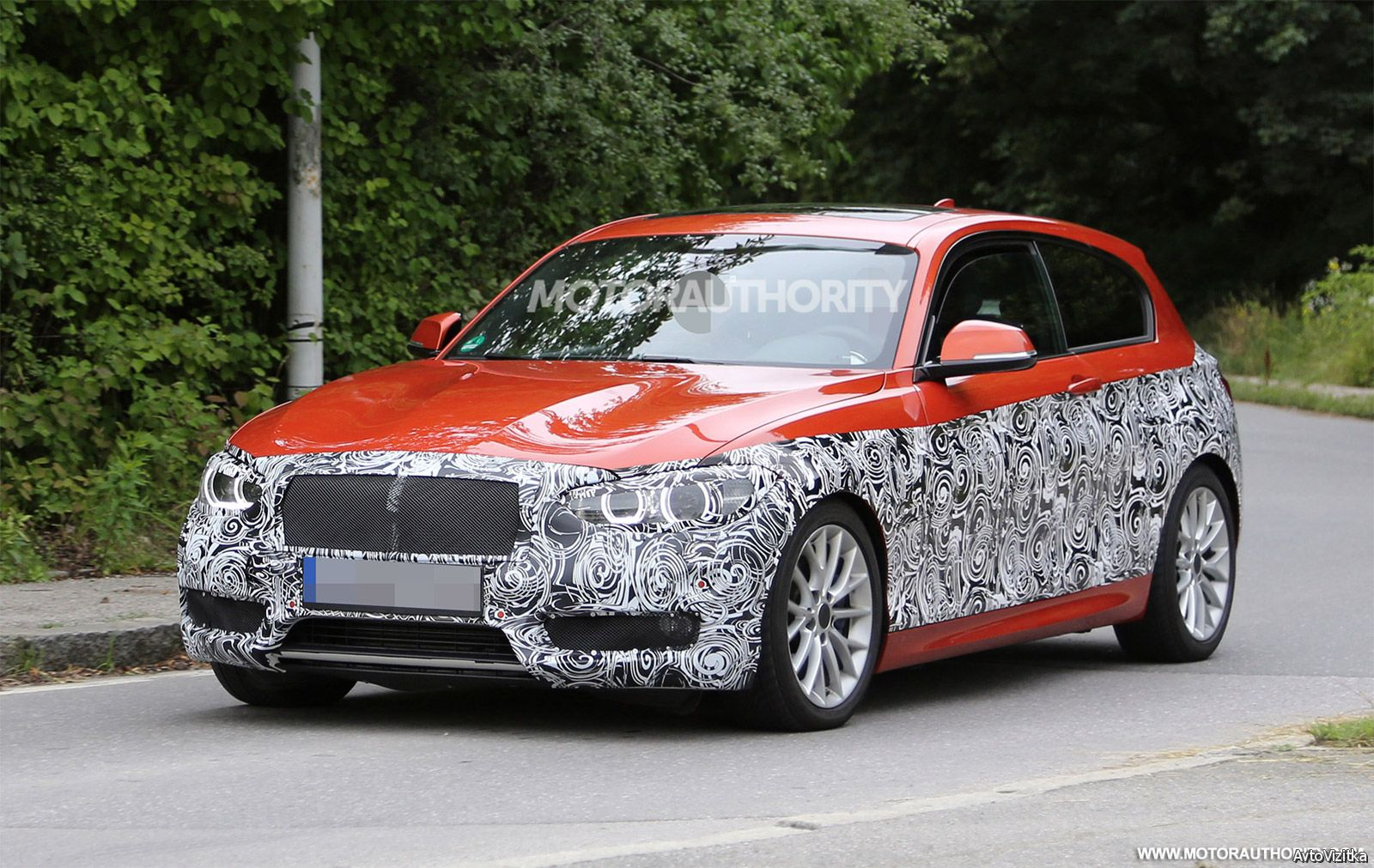 bmw 1er (f20) 2016 pictures #3