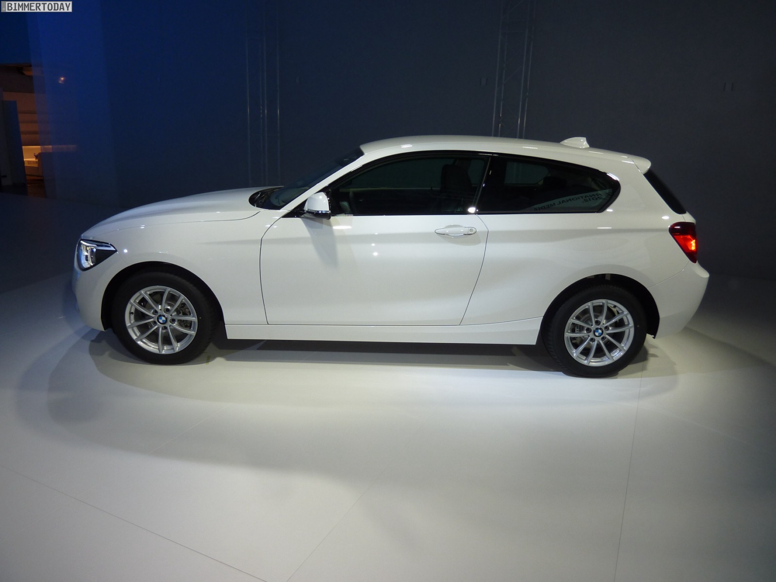 2012 bmw 1er f21 pictures information and specs auto. Black Bedroom Furniture Sets. Home Design Ideas