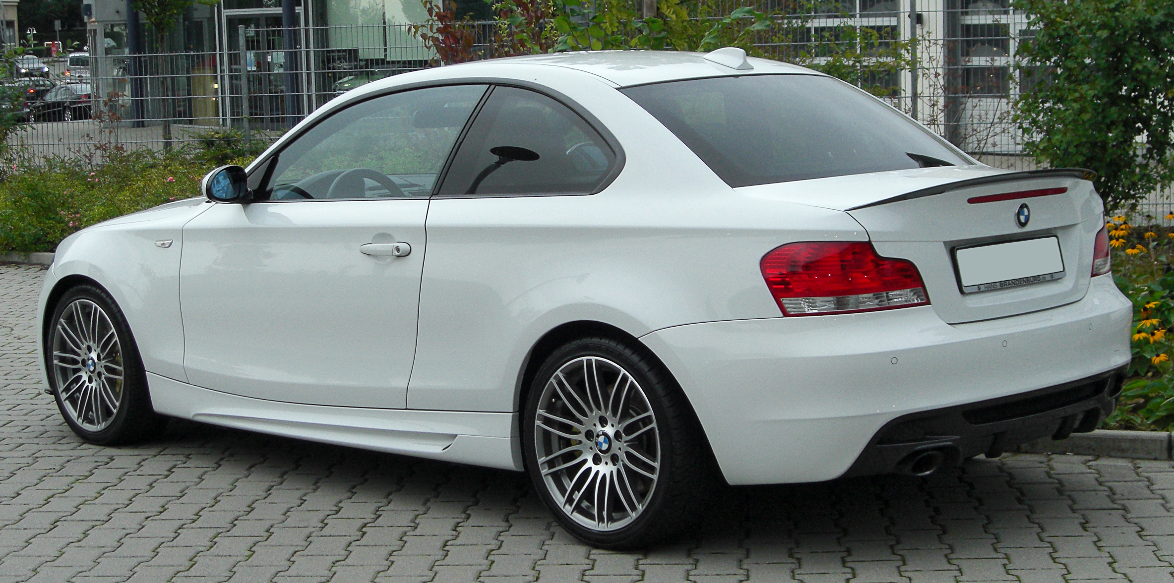bmw 1er m coupe (e82) 2012 images #13