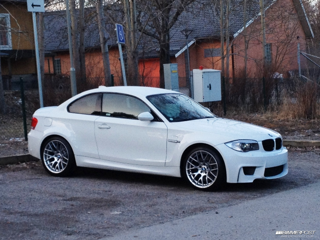 bmw 1er m coupe (e82) 2012 wallpaper #14