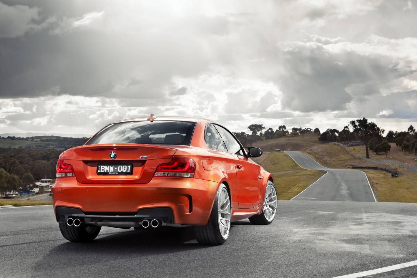 bmw 1er m coupe (e82) 2014 pictures