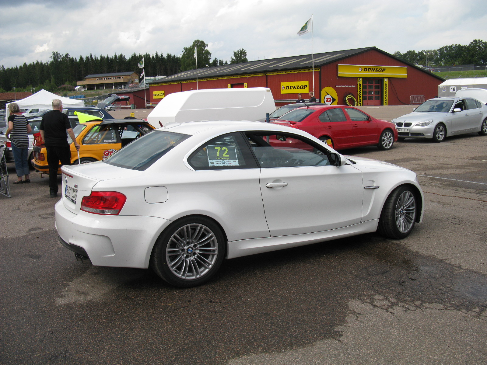 bmw 1er m coupe (e82) 2015